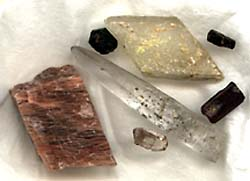 Photo from US Geological Survey (http://volcanoes.usgs.gov/Products/Pglossary/mineral.html)