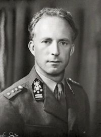 King Leopold III of the Belgians, a parliamentary system head of state who controversially used his theoretical powers in an emergency